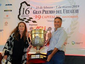 Con los Wild, Uruguay recuperó su estatus ganador...y la gran copa.