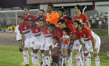 Equipo de Tacuarembó en la Copa Nacional de Selecciones de OFI