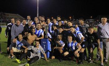 Río Negro Capital campeón del Regional Norte Litoral de OFI