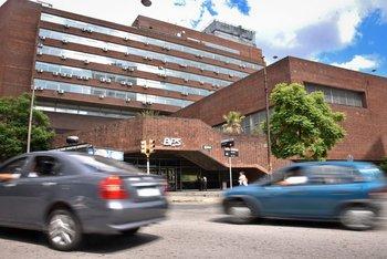 Sede central del BPS.