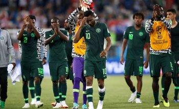 Mientras que muchos fueron con la única intención de ver la Copa del Mundo, otros viajaron con la esperanza de poder encontrar asilo.