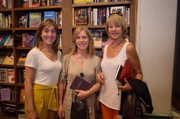 Rosna y Virginia Gossweiler y Sonia Baldi
