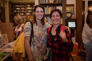 Gabriela Chas y Rosa Paseggi