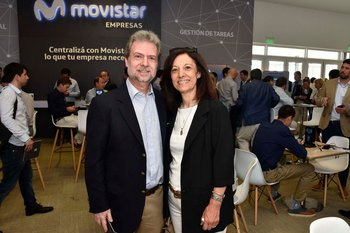 Eduardo Garella y Susana Lena