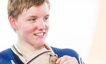 Catlin,triple campeona del mundo,se quitó la vida, según confirmó su familia.