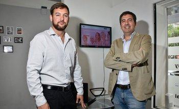 Javier De Lima y Carlos Andrade