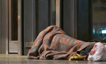 Las personas que vivan en la calle y estén enfermas serán trasladadas si un médico de ASSE lo entiende necesario