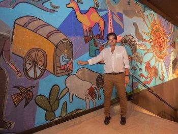 Ricardo Ginesta, Artista restaurador