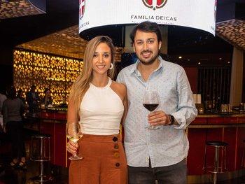 Valentina Martinez y Nicolás Belloso
