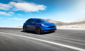 El Tesla Model Y es un SUV compacto y 100% eléctrico