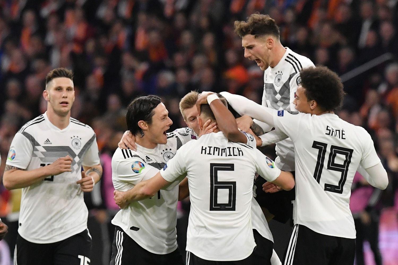 Alemania tiene un 'bávaro' regreso ante Holanda