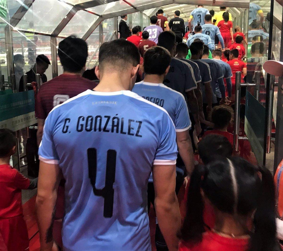 Uruguay conquista su segunda China Cup ante Tailandia