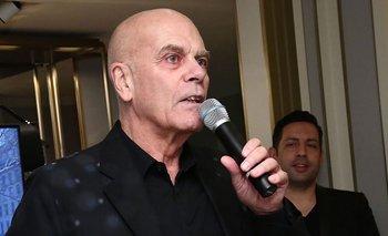 El portavoz de la familia y socio gerente de JAB Holding, Peter Harf, dice que los Reimann están conmocionados por las revelaciones (Foto de 2016).