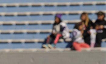 Cámara de seguridad en el Estadio Centenario