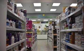 Farmacia San Roque en Montevideo
