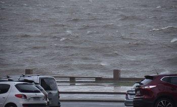 Las precipitaciones se acumularán en mayor medida en el sur del Río Negro