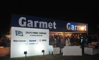 Todas las empresas del Grupo Pérez Companc presentes en un stand en la Expoactiva Nacional