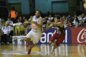 Joaquín Izuibejeres y Abel Agarbado