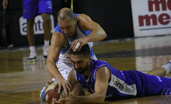 Nicolás Mazzarino y Martín Osimani