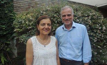 Dra. Gabriela Almirati y Cr. Daniel Acuña