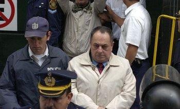 """Jorge """"Pajarito"""" Silveira están en la cárcel de Domingo Arenas desde 2006 por 28 homicidios cometidos durante la dictadura"""