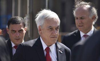 Piñera visita se reunirá con Lacalle Pou este lunes