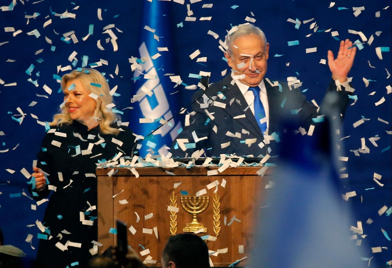 Netanyahu gana las elecciones en Israel, según sondeos a pie de urna