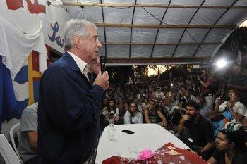 Vázquez reflexionó sobre el rol del Frente Amplio como oposición