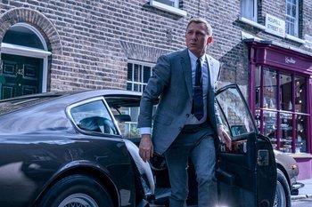 Daniel Craig se retira del rol de James Bond con Sin tiempo para morir