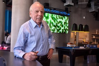 Gabriel Rozman, presidente de Xeniors, organización de apoyo a emprendedores mayores de 50 años