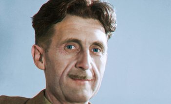 George Orwell circa 1940