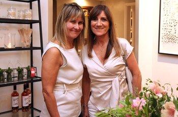 Sandra Llavayolo y Soledad Santini
