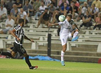 Gonzalo Castro cedió el pase de gol a Bergessio