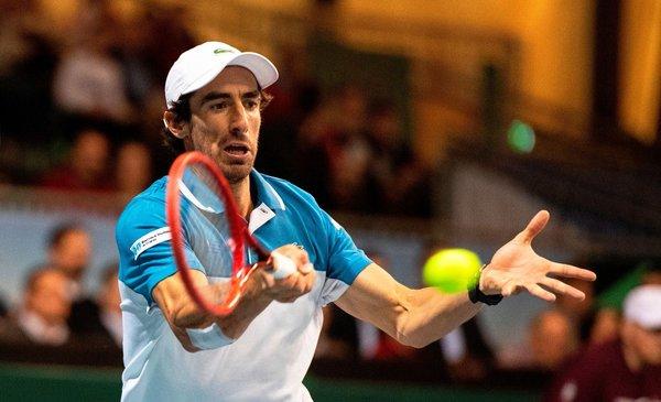 A una semana de Roland Garros, Cuevas encendió motores y clasificó para Hamburgo