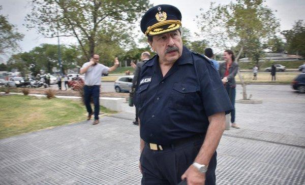 Ruiz, el jefe relevado y recordado por el caso del Filtro y por haber sido ascendido por el FA