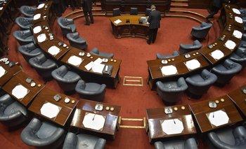 """""""Lo que era urgente hasta el 1° de marzo dejó de serlo"""", señaló el senador Penadés"""