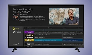 Programas de Anthony Bourdain forman parte de la grilla de Pluto TV Latinoamérica