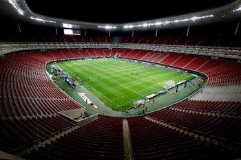Guadalajara y Monterrey, sin público igualaron 1-1