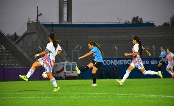Las juveniles de Uruguay, de gran actuación en el Sudamericano sub 20