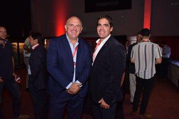 Juan Carlos Rodríguez y Rodrigo Vergara