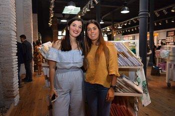 Camila Posse y Romina Trentini