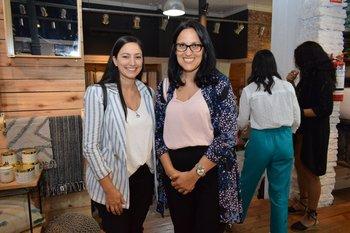 Camila González y Natalia Izquierdo