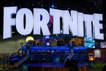 Videojuego Fortnite de Epic Games