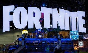 Videojuego Fortnite de Epic Games
