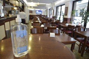 Los bares, restaurantes y agencias de viaje fueron de los sectores más afectados por la pandemia