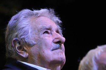 Homenaje al presidente Tabaré Vázquez en el fin del gobierno.