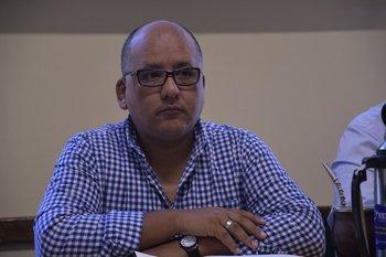 Presidente de FENAPES, José Olivera