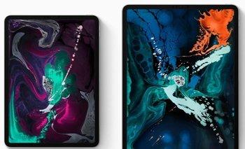 El nuevo iPad Pro viene en 2 tamaños