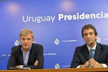 Sebastián Bauzá y Pablo Ferrari