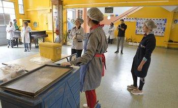"""""""Comer en los centros educativos es una muy buena opción y no es fácil sustituirla"""", dijo el ministro"""